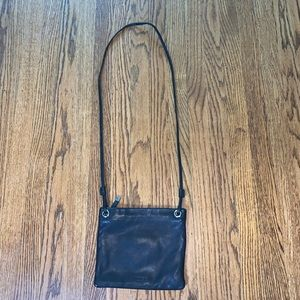 Margot Leather Crossbody Purse
